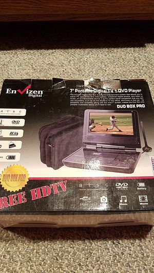 Dvd/HD TV player for Sale in Naperville, IL