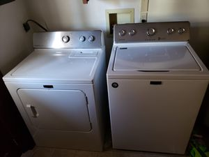 Maytag washer and dryer set. for Sale in Halstead, KS