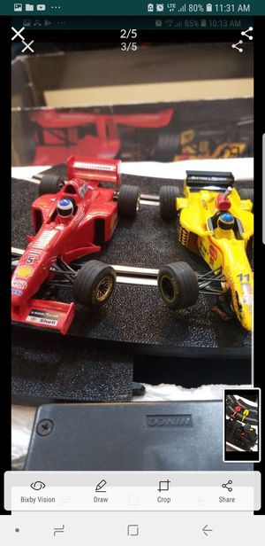 Ninco Formula 1 Slot Race car 1:32 Racing Track Set 20106 for Sale for sale  Edmonds, WA
