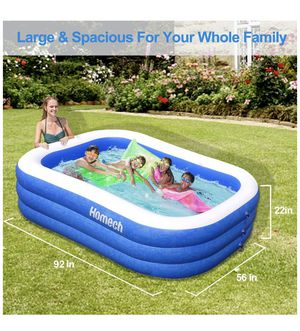 Inflatable swimming pool for Sale in Bothell, WA