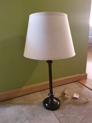 Beautiful metal lamp for Sale in Sylmar, CA