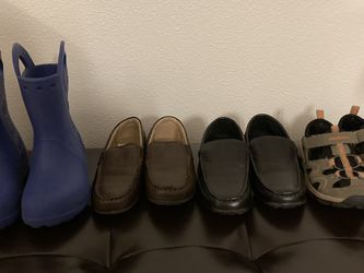 Boys Shoes Size 11.5 -12 for Sale in Kent,  WA