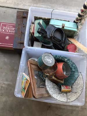 Mixed Lot of Vintage and Thrited Items for Sale in Spring Valley, CA