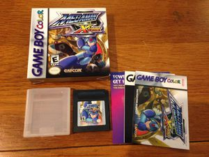 Megaman Xtreme, Gameboy Color, Complete in Box (CiB) for Sale in Everett, WA