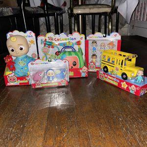 Cocomelon Bundle Toys for Sale in Los Angeles, CA