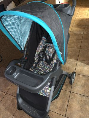 Fairly Used Stroller and Car seat set for Sale in Phoenix, AZ