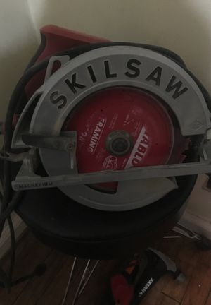 Like New Skilsaw for Sale in Detroit, MI