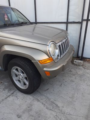 Jeep Liberty 2007 for parting out for Sale in Los Angeles, CA