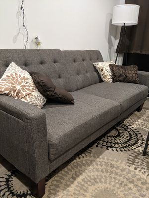 Living Room Futon/Couch/Bed for Sale in Queens, NY