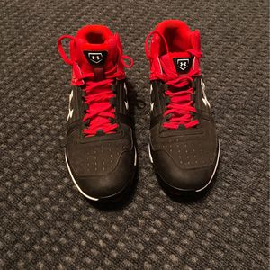 Under Armor Cleats US 10 for Sale in Albuquerque, NM
