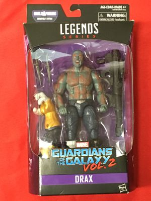 Guardians of the Galaxy Vol.2 Drax Action Figure (Titus wave) for Sale in Washington, DC