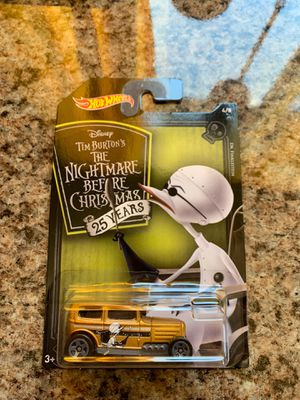 Hot Wheels Nightmare Before Christmas 25th anniversary Dr. Finklestein 4/8 NEW for Sale in Riverside, CA