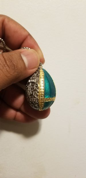 Pendient Egg Faberge. for Sale for sale  Bronx, NY