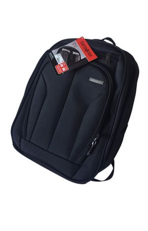 "Samsonite 3 Laptop Backpack, 12""X 8""X 17.5"", Ballistic Polyester, Black for Sale in Las Vegas, NV"
