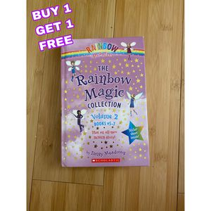 The Rainbow Magic Volume 2 Books #5-7 for Sale in Greer, SC