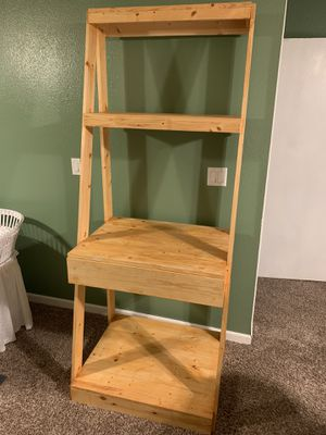 2x matched set Custom bedside table/shelf for Sale in Maple Valley, WA
