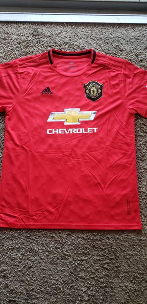 Manchester United soccer Jersey for Sale in Livermore, CA