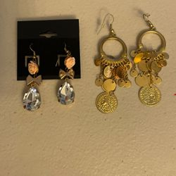 Ear Rings For Both for Sale in Washington,  DC
