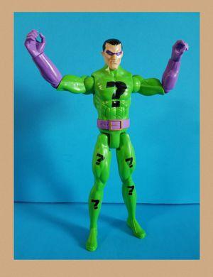 "DC Comics 12"" Riddler Action Figure - Batman Villain for Sale in Sanford, FL"