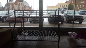 Metal Framed Bunk Bed for Sale in Clarksville, TN