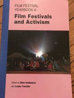 Film Festival Yearbook 4: Film Festivals And Activism for Sale in Dripping Springs,  TX