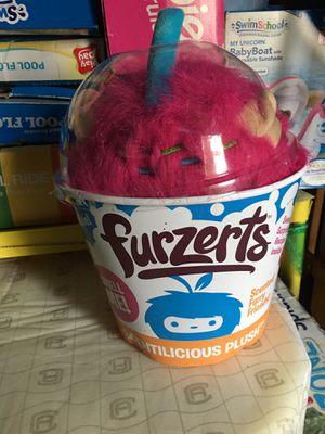 Furzerts plushie new for Sale in Burlington, NC