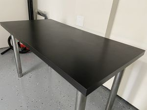 "Table 47""L x 24""W Adjustable Legs for Sale in Seattle, WA"