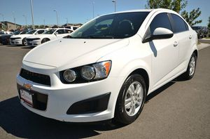 2016 Chevy Sonic LT for Sale in Las Vegas, NV