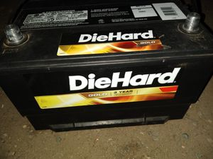 Diehard 880 CCA battery for Sale in Fresno, CA