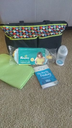 Diaper Bag Bundle (OBO) for Sale in Katy, TX