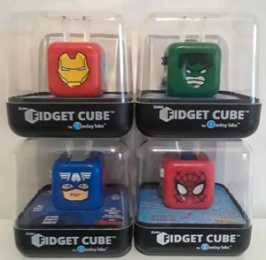 Marvel Character Fidget Cubes $5 each for Sale in Dearborn Heights, MI