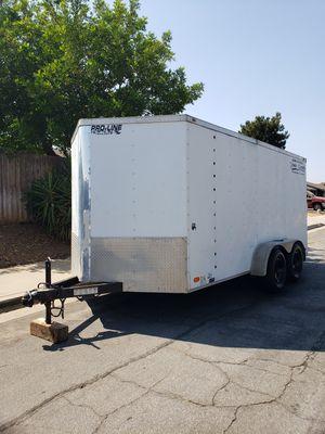 2015 Enclosed Trailer for Sale in Moreno Valley, CA