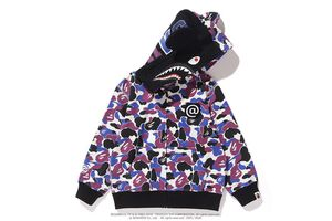 Bape x Bearbrick 12th Anniversary Shark Hoodie (Hong Kong Limited Edition) for Sale in San Gabriel, CA