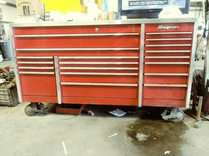 Snap-on tool box for Sale in Oklahoma City, OK