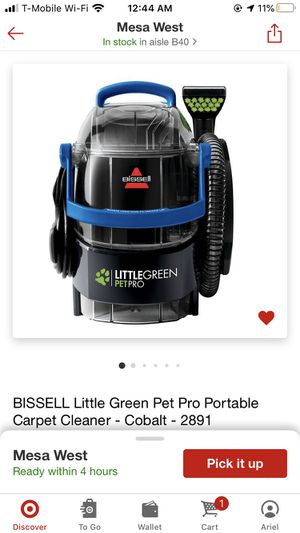 Brand new carpet cleaner for Sale in Mesa, AZ