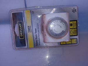 day and night timer 120v for Sale in Las Vegas, NV