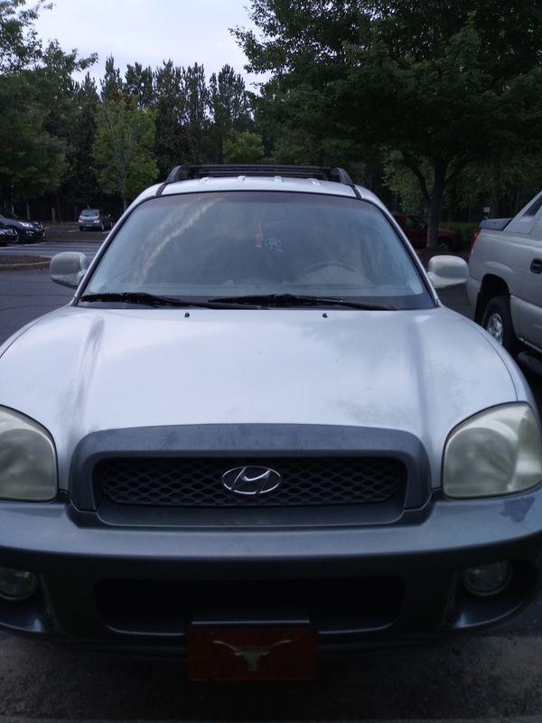 2004 Hyundai sonata fe gls