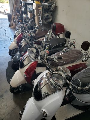 BMS HERITAGE 150CC TURBOPOWERSPORTS for Sale in Escondido, CA
