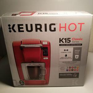 Keurig hot k 15 for Sale in Salida, CA