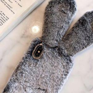 Dark Gray Cute Fluffy iPhone Case for Sale in Abilene, TX
