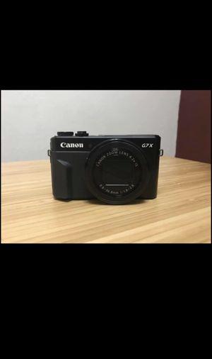 Canon G7X Mark ii for Sale in Salt Lake City, UT