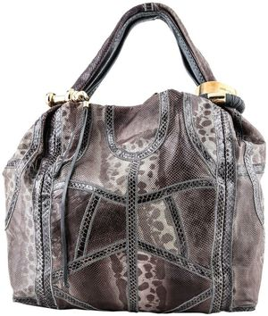 Jimmy Choo Saba Brown Snakeskin Leather Hobo Bag for Sale in Henderson, NV