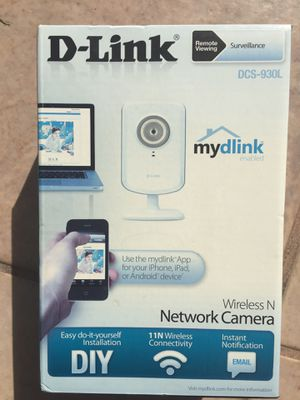 Never opened D-limk wireless camera for Sale in Pompano Beach, FL