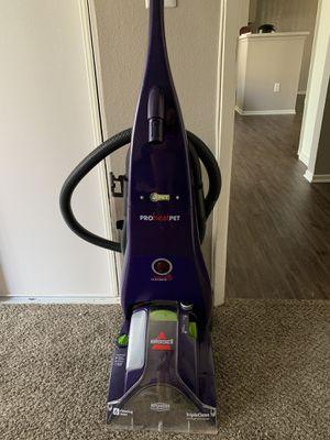 Bissell ProHeat pet carpet cleaner for Sale in Hemet, CA