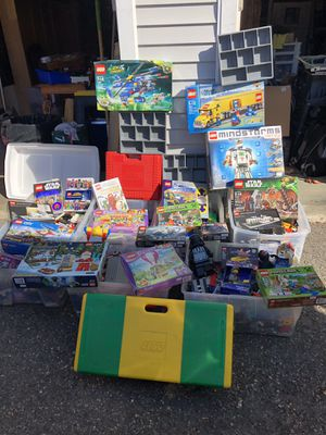 Legos for Sale in Naugatuck, CT