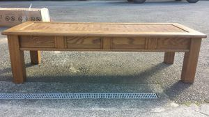 Coffee Table for Sale in Snohomish, WA