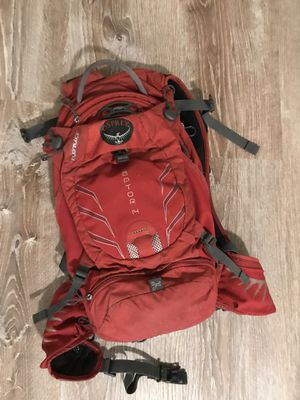 Osprey 3L pack for Sale in South Salt Lake, UT