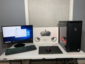 ENTIRE GAMING SETUP for Sale in Springfield, MA