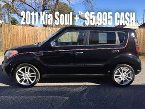 2011 Kia Soul + for Sale in Atlanta, GA