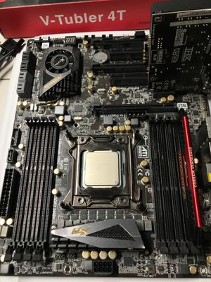 ASRock X79 Socket LGA Socket 2011 Extreme 6 Motherboard i7 Xeon for Sale in Campbell, CA